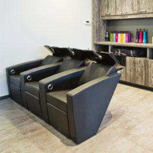 Kiela Aquarelax XL Bench 3 Sitz Waschanlage, verschiedene Ausführungen.