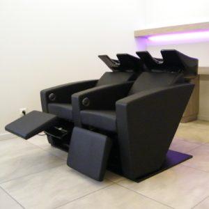 Kiela Aquarelax XL Bench 2 Sitz Waschanlage, verschiedene Ausführungen.